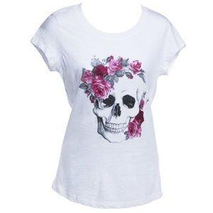Skull tee shirt 💀
